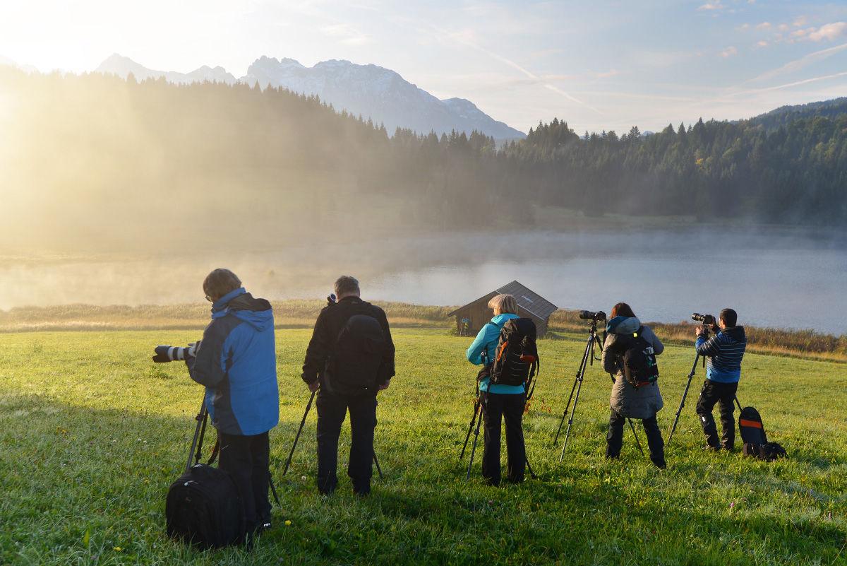 Fotografický workshop Malebné podzimní Bavorsko