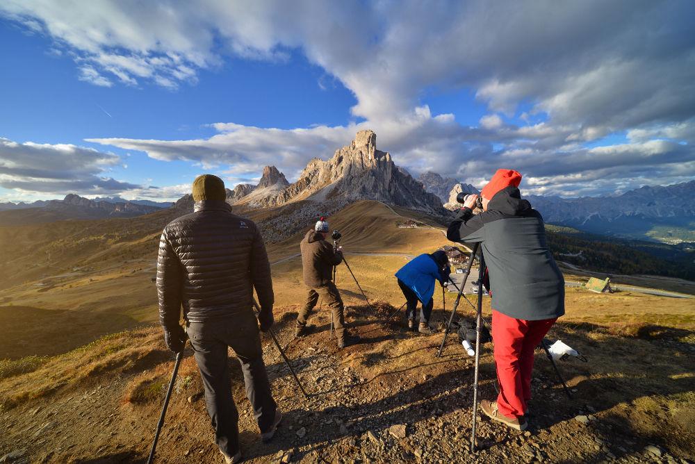 Fotografický workshop Čarovné podzimní Dolomity