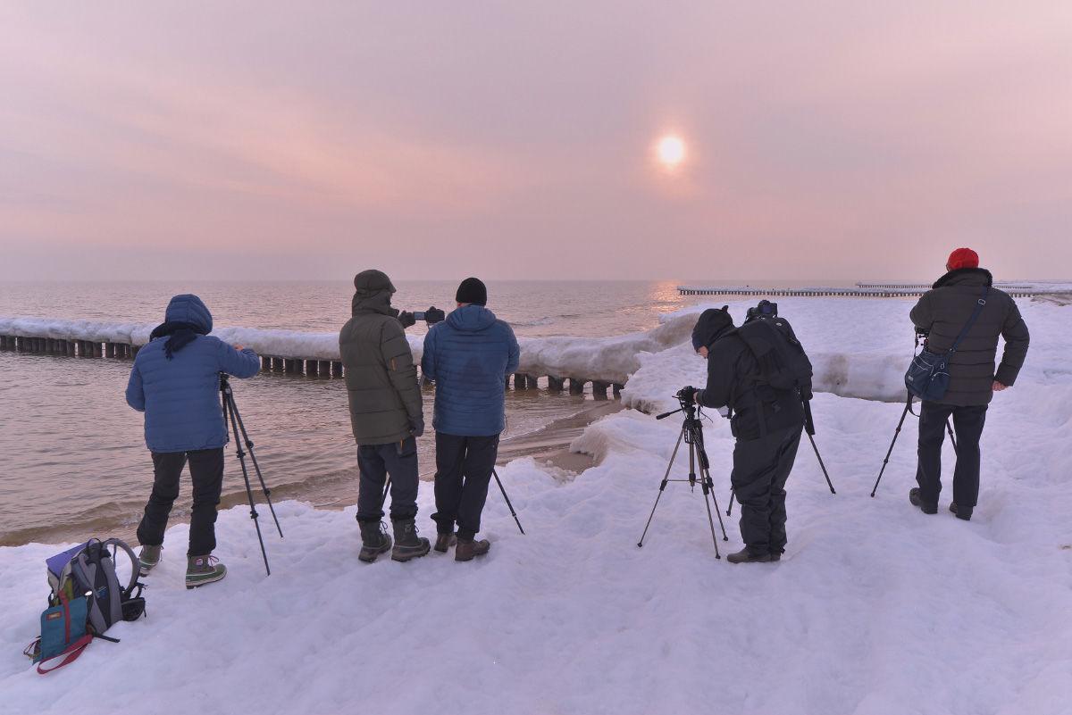 Fotografický workshop Tajemné baltské pobřeží - Usedom