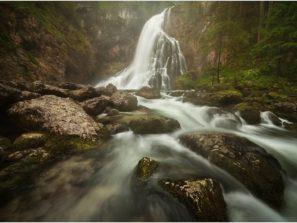 Nabídka fotocest aneb fotografický workshop Jezera a vodopády Rakouska