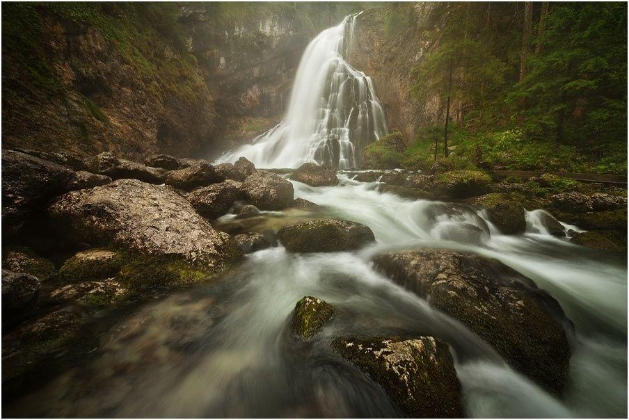 Nabídka fotocest aneb fotografický workshop Jezera avodopády Rakouska