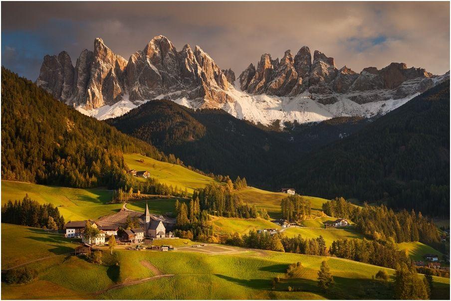 Nabídka fotocest aneb fotografický workshop Čarovné podzimní Dolomity
