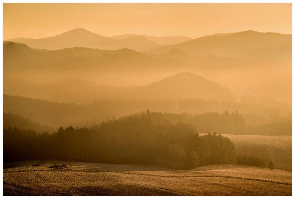 Horizonty Českého Švýcarska - fotografický workshop Podzimní Českosaské Švýcarsko