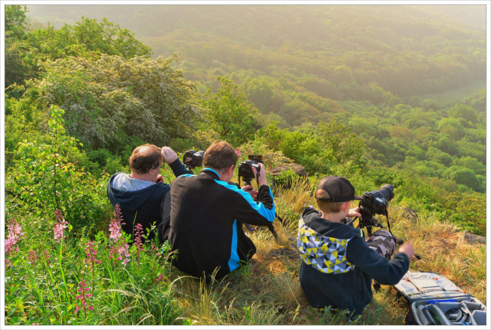 Na věku nezáleží, s Phototours může fotit opravdu každý - fotografický workshop Podmanivé České středohoří