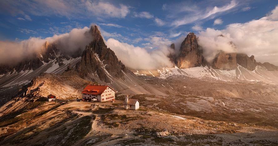 Fotografický workshop Rozkvetlé letní Dolomity