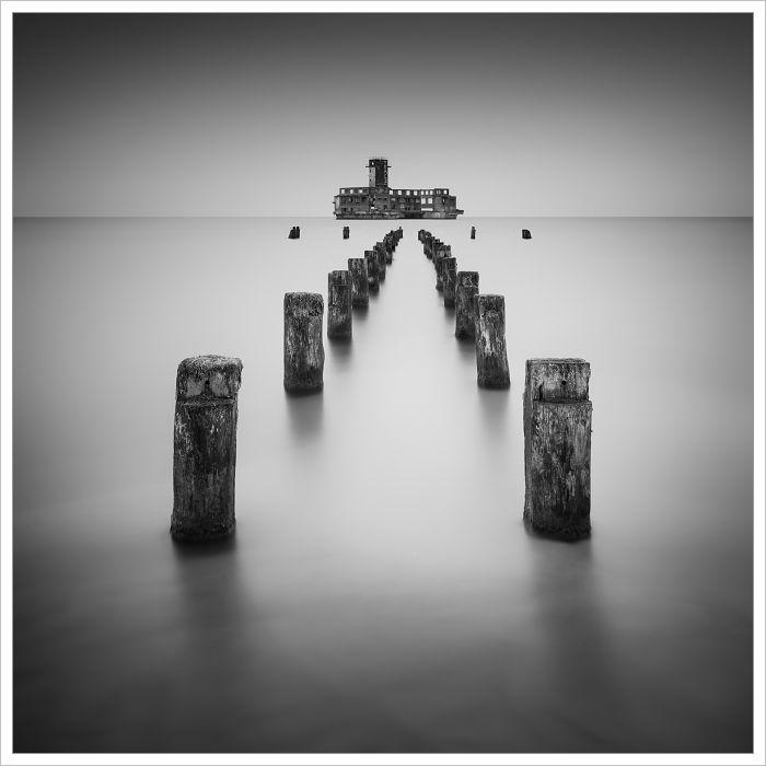 Baltské pobřeží-Polsko_Jak správně fotit dlouhé časy aneb postup focení azpracování snímků
