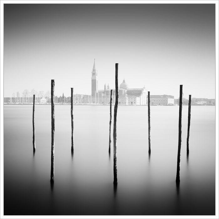 Benátky-San Giorgio Maggiore_Jak správně fotit dlouhé časy aneb postup focení azpracování snímků