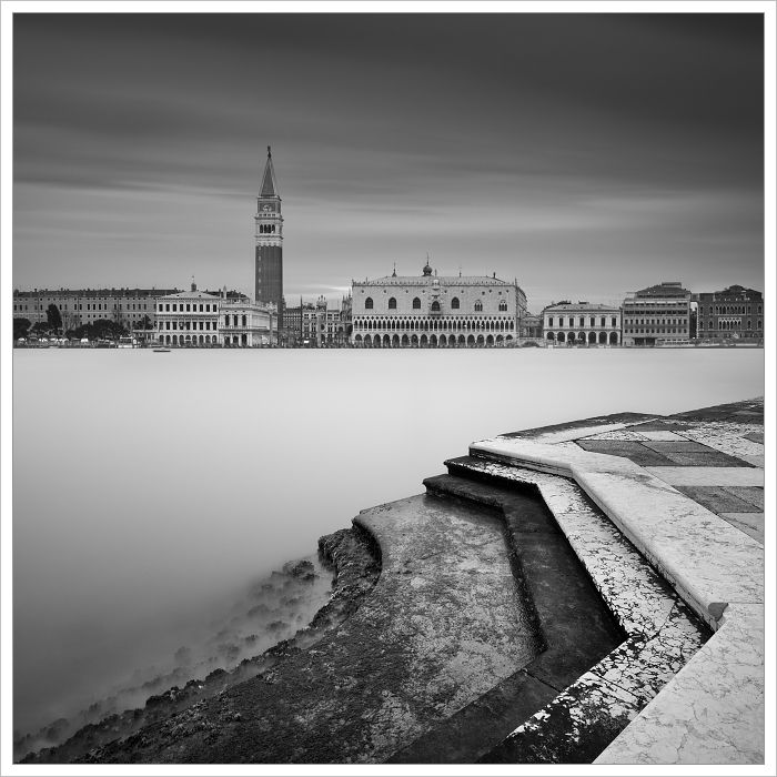 Benátky-San Marco_Jak správně fotit dlouhé časy aneb postup focení azpracování snímků
