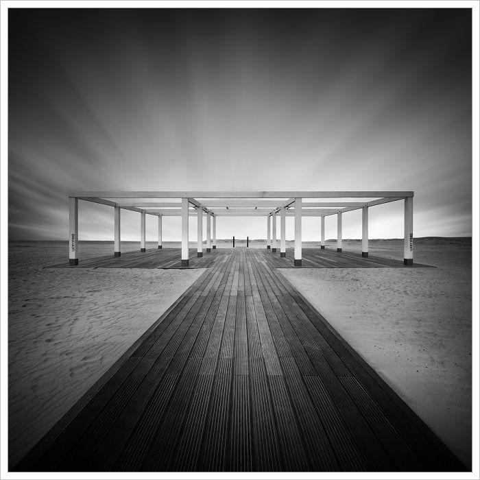 Baltské pobřeží-Rostock_Jak správně fotit dlouhé časy aneb postup focení azpracování snímků
