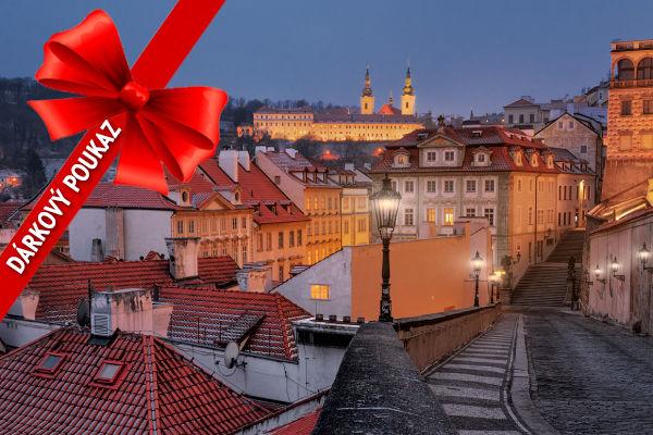 Dárkový poukaz nafotografický workshop Magická zimní Praha