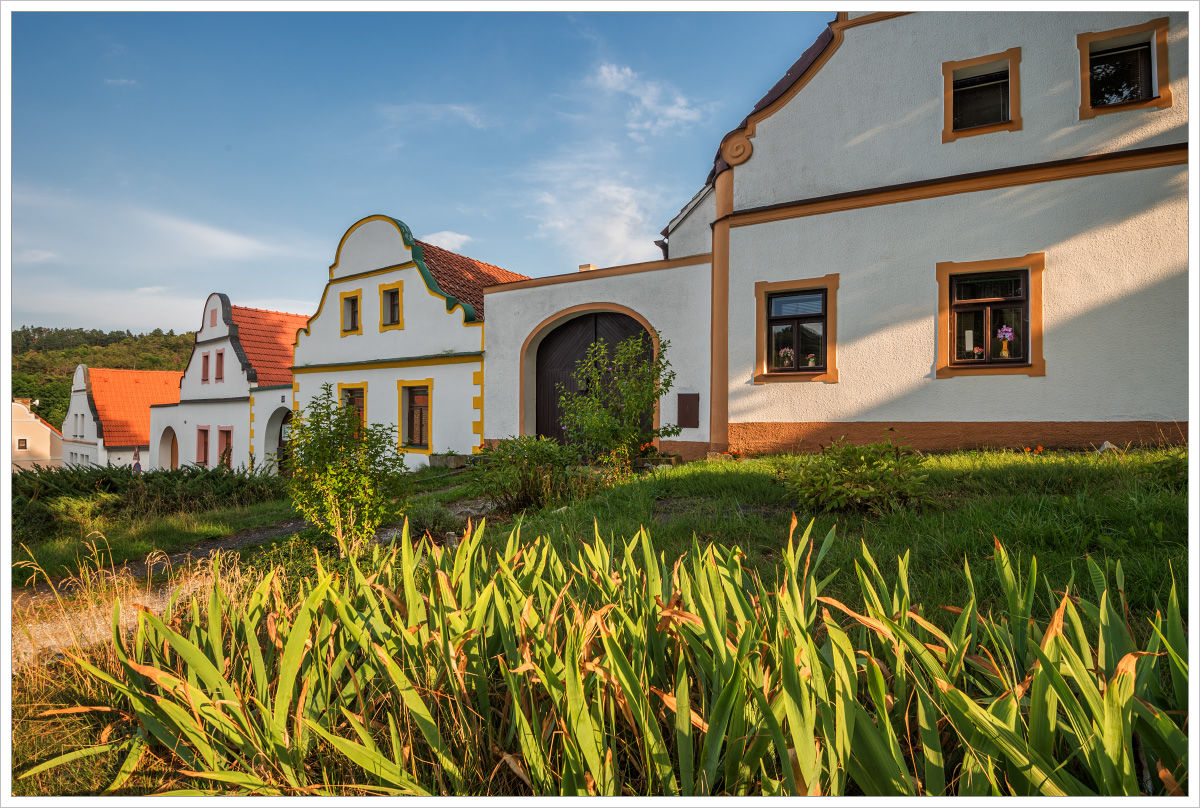 Šumavská architektura - fotografický workshop Tajuplná letní Šumava